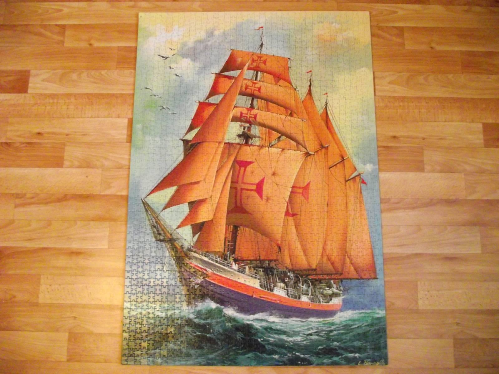 Набор для вышивания бисером Алые паруса 57200 Астрея Арт 81